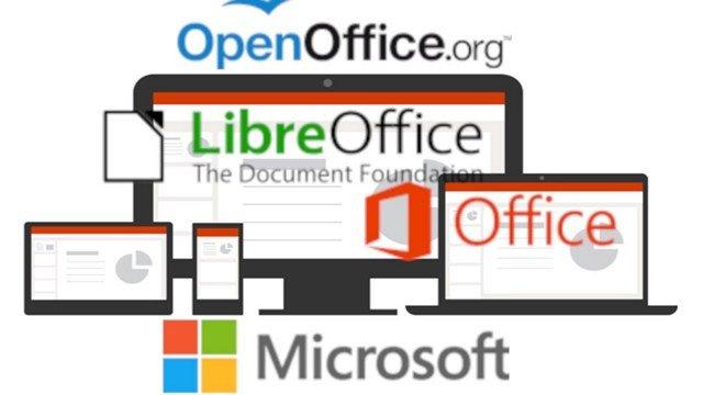 alternatives to Microsoft Office