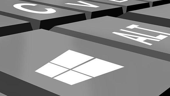Windows shortcuts article