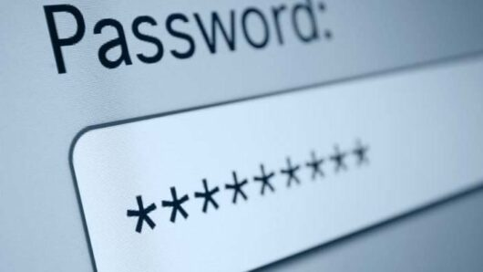 Don't use same passwords for your online accounts!