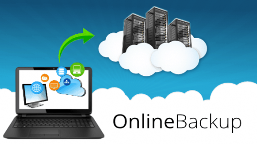 Online cloud backup is convenient and affordable way to keep your backups offsite