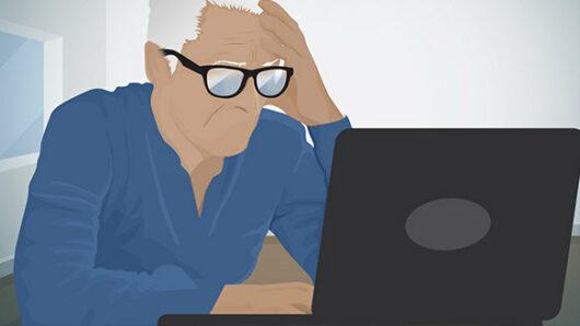 Make technology easier for seniors