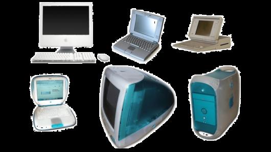 Old obsolete vintage Mac lost security updates