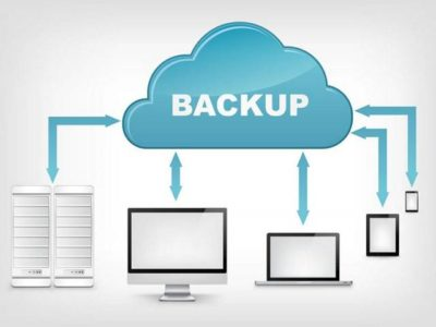 Cloud backups - easiest way to store your data off-site