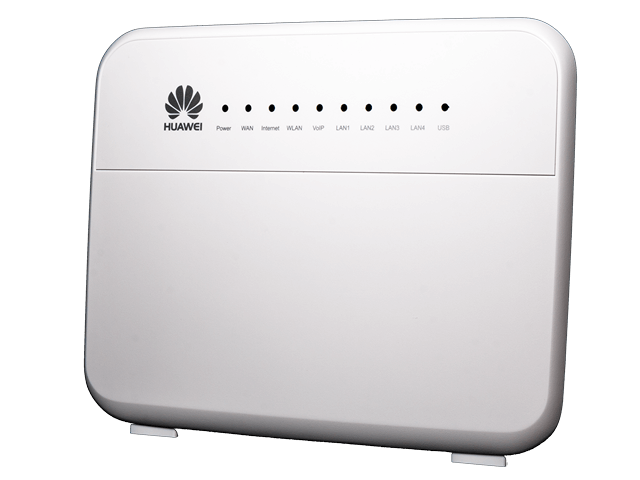Typical home router, cheap and not reliable