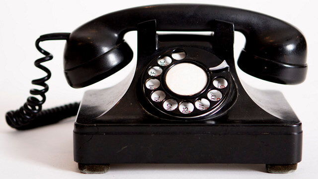 We can port your phone number to VOIP