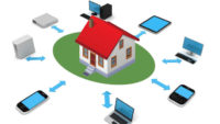 Home and Office network - connect all your devices together and share printer, storage, and Internet connection