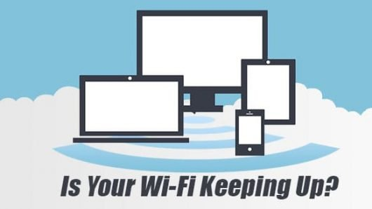 Blog - Is your Home Wi-Fi keeping up