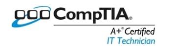 Certification - CompTIA A+ certified IT Technician