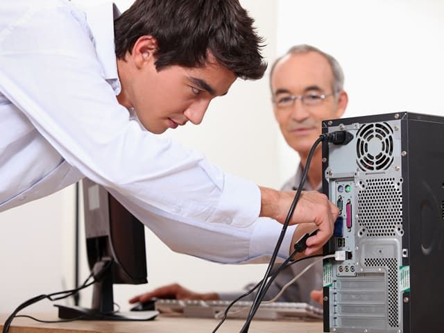 On-site computer repair in Nelson and Richmond